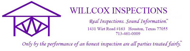 willcox inspections logo